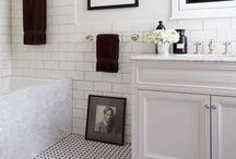 W/C / Bathroom remodel  / by Isabelle Armstrong