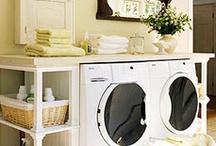 Laundry ideas / by Kristin Wilcox