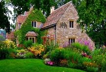 Beautiful homes / by Kristin Wilcox