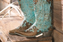 Boots, glorious boots / by Kristin Wilcox