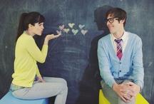 Engagement Photo Ideas / by Melinda Szerencsy