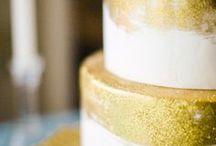 white & cream / wedding