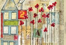 Journal Art / by Melinda Szerencsy