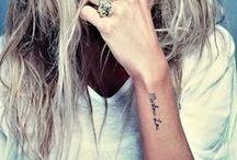 Tattoos / by Kathy Thompson