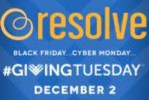 RESOLVE: The National Infertility Association Board / RESOLVE works to improve the lives of people living with infertility and to raise awareness about this disease that affects 1 in 8 couples.   / by RESOLVE: The National Infertility Association