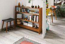 H O M E / Beautifully designed nooks, corners & open spaces inside the HOME