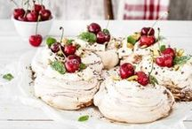 Meringue / The best collection of meringue recipes