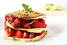 Crepes and pancakes / The best collection of crepes and pancake recipes