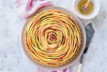 Tart / Delicious sweet and savory tart
