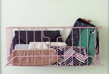 Organizing the home  / by Trinity Rojas