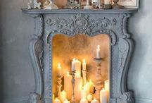 Decor: Fireplaces