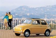 Cars, Fiat / by Melinda Szerencsy