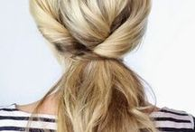Hairstyles / Hairstyle ideas for long and short hair. Includes long hairstyles, wedding hairstyles, hair cut ideas and hairstyles to try.