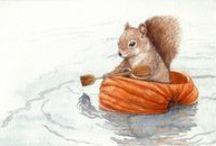 Illustration / by Rebecca Parker