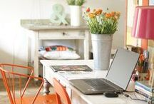 Home | Office space / The best collection of beautiful and organized office spaces