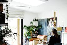 desk   office   art spaces