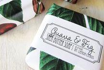 Logo + packaging Ideas