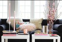 Home: Living Room Decor