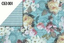 C63 French Heritage / Beautiful collection from FabScraps x