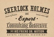 Anniversaire Sherlock Holmes (L.2014) / by Steamboat Willie