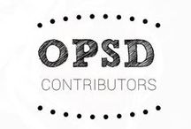 OPSD | Contributors / OPSD contributors. Read more at http://www.oggipanesalamedomani.it/about/collaboratori-blog/