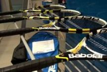 String It Up / Check out all of our 2014 strings! Did you know Babolat is the inventor of racket strings? If you want the best go straigh to the source. #TennisRunsInOurBlood