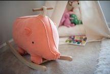 eve's nursery / by Stephanie Ortiz