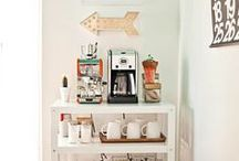 Home | Coffee station