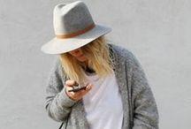 H E A D W E A R ❤️ / Such a hat person.