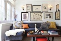 Family time room / by Isabelle Armstrong