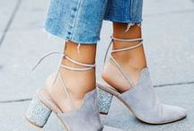 SHOES / Statement heels, mules, flats, sandals and more!