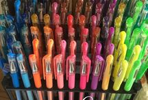 Gel Pens   Coloring Techniques / Tips, tricks and tutorials for working with gel pens in your adult coloring books.   Gel pen tutorials, gel pen coloring tips, coloring for adults, grown up coloring books, how to color with gel pens, what are the best gel pens for adult coloring, blending with gel pens