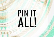 Pin it All! * Group Board / This board is for anyone wanting to share their pins! You can pin from kids and parenting, holidays, home decor, DIY, fashion, food, or anything else you'd like to add.   ***Please just be sure to only pin vertical, high quality pins! There's no limit on the number per day, just be respectful and don't go overboard :) FOR EVERY 1 PIN YOU POST PLEASE REPIN ANOTHER 1 PIN!***  To join, please follow all my boards and send me a message through Pinterest!  Happy pinning!  :)