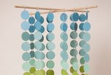DIY Projects for the home / Pretty projects to make for the home!