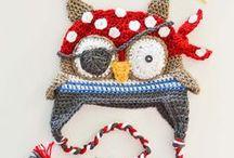 crochet / by Pat Ulsen