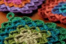 Knitting & Crocheting - Ravel it! / Feeding my needle and yarn addiction . . . / by Sarah Cieslinski