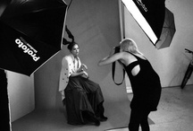 Behind The Scenes / A peek into the making of making of my photo shoots! / by Lara Jade