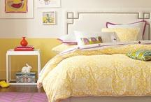 Ecletic Master Bedroom