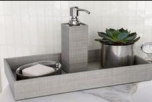 Estate Home Guest Bathrooms