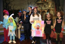 Kids of LIVE Halloween Fashion Show