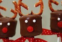Holiday treats and ideas / by Trisha Haven