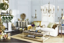 Traditional Light & Airy Living Room