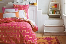 Colorful and Bright Tween Bedroom
