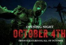 Blowing SCREAMS Farm / Yikes! Watch out for spooky inspired pins from our annual haunt at Blowing SCREAMS Farm! Event begins nightly on October 4th through November 1st! www.blowingscreamsfarm.com / by See Rock City