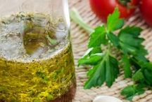 Healthy Condiments & Dressings