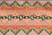 Crafts ❤ Huck Embroidery / Swedish Weave / NeedleArt Huck Embroidery, Swedish Embroidery, Swedish Weave, Huck Towels, Vagonite, Bordado, Huckaback / by Becky Hayes