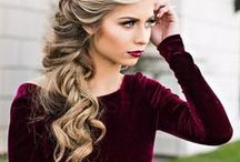 Hair & Makeup / Hair, makeup and beauty ideas and inspiration.
