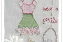 Crafts ❤ Embroidery