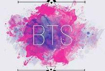 BTS (>.<)