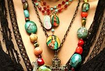 creative jewelry / by Lorie McCown